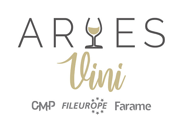 Winemaking, Riddling Cages, cream , foldable container, riddling machines, containers manufacturer, riddling, bottle, champagne, Burgundy, Bordeaux, Alsace, sparkilng solution, riddling, Aryes Vini, Farame, CMP, Fileurope logo Aryes Vini details